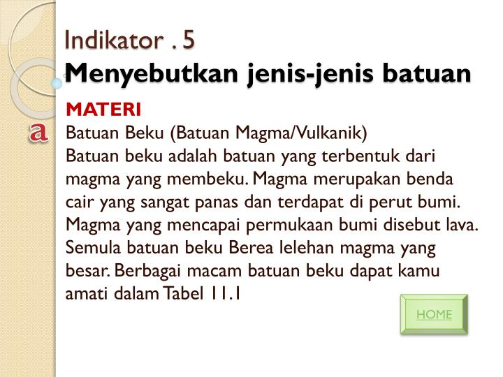 Indikator . 5