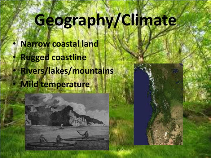 Geography/Climate