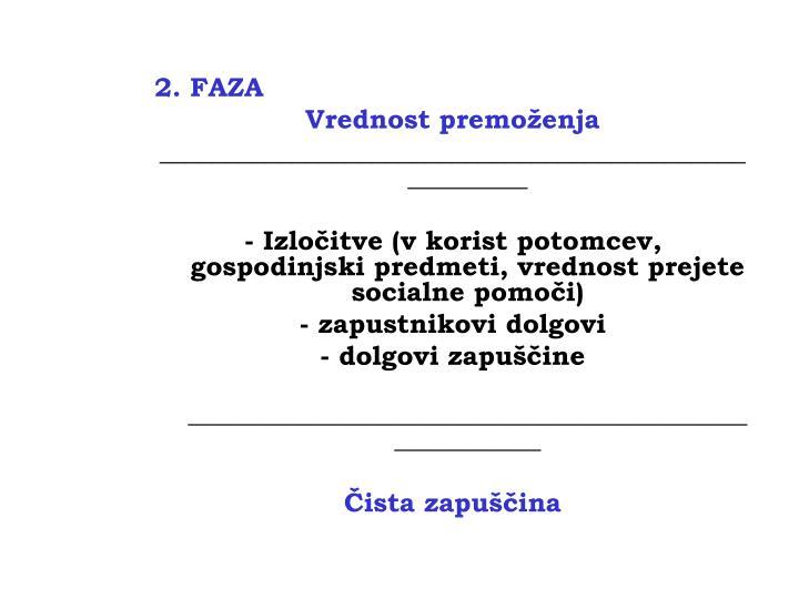2. FAZA