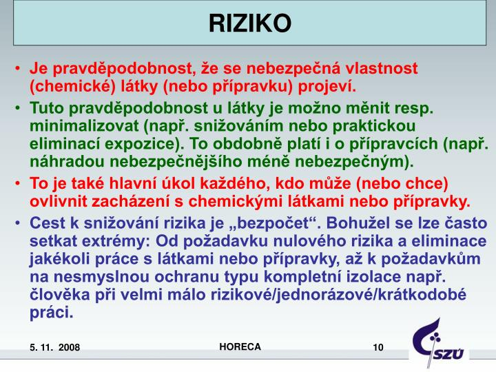 RIZIKO