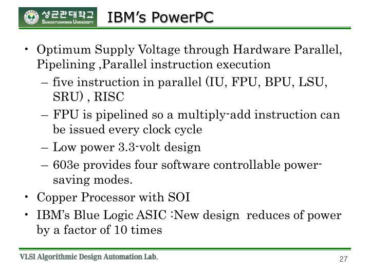 IBM's PowerPC