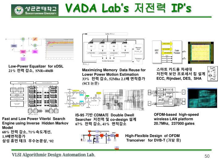 VADA Lab's