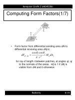 computing form factors 1 7