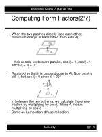 computing form factors 2 7