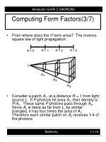 computing form factors 3 7