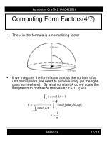 computing form factors 4 7