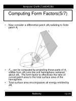 computing form factors 5 7