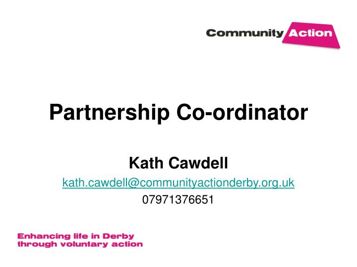 Partnership Co-ordinator