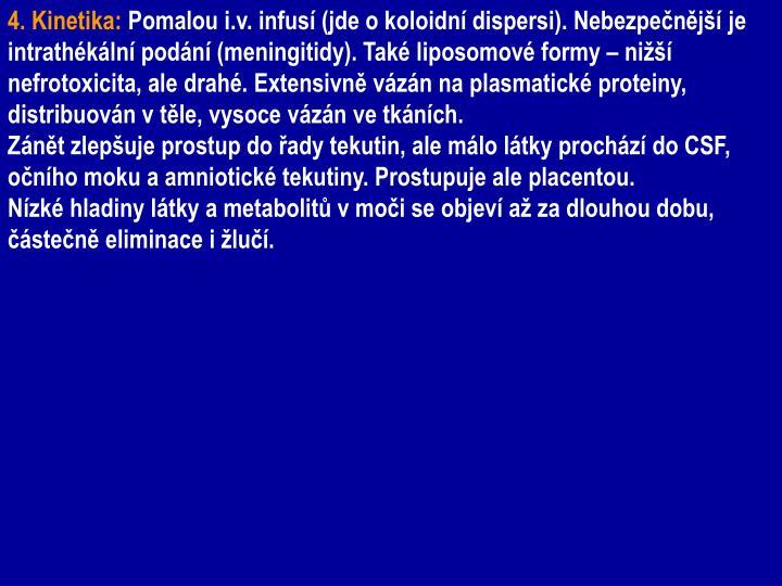 4. Kinetika: