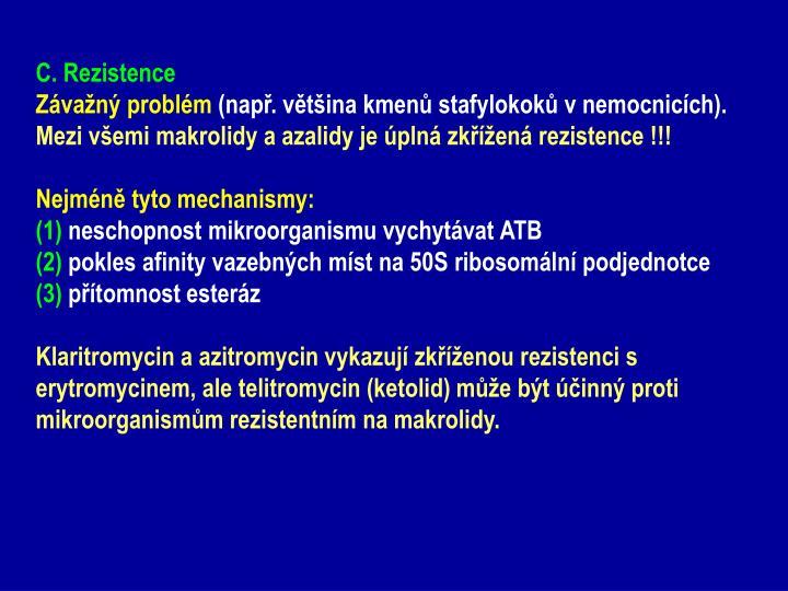 C. Rezistence