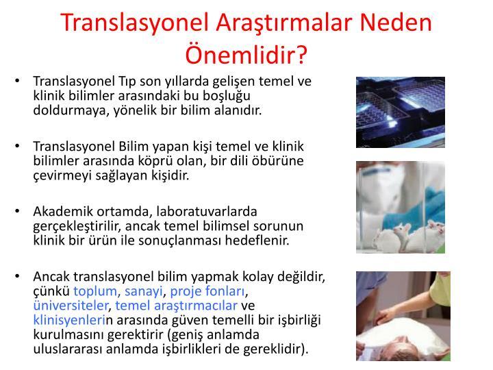 Translasyonel