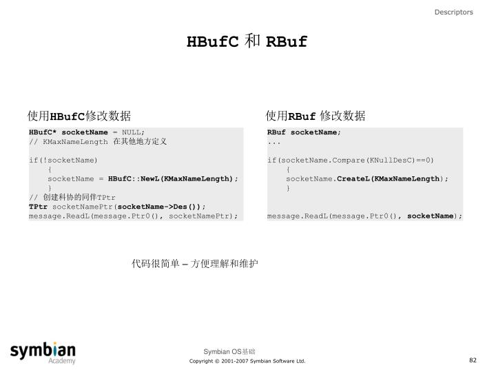 HBufC