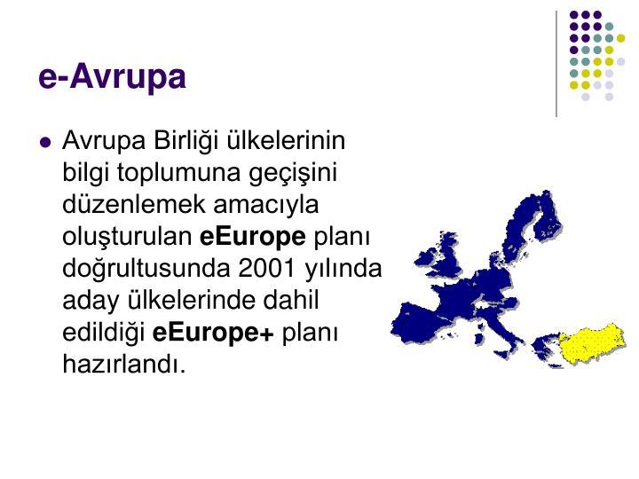 e-Avrupa