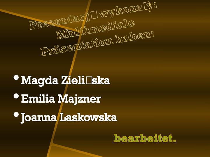 Magda Zielińska