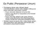 go public penawaran umum1