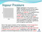 vapour pressure1