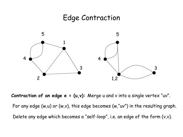 Edge Contraction