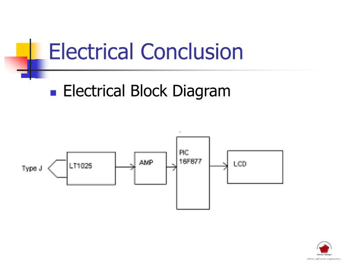 Electrical Conclusion