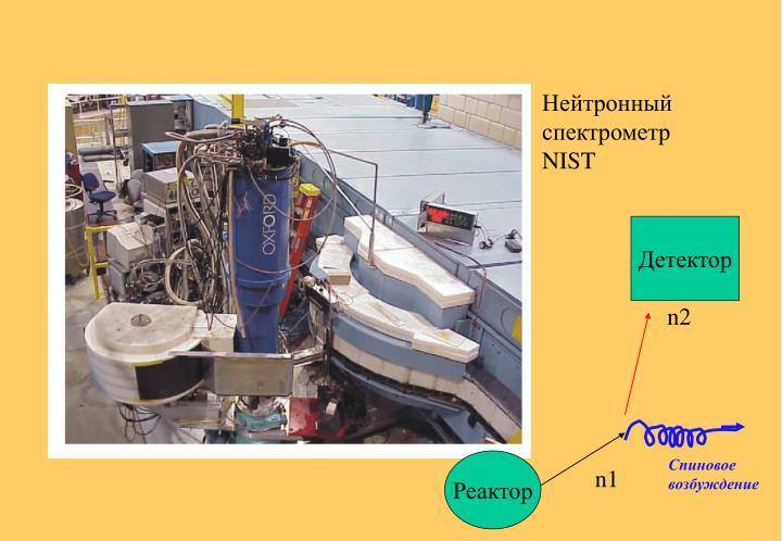 Нейтронный спектрометр