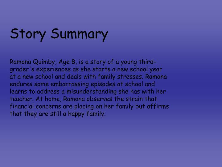 Story Summary