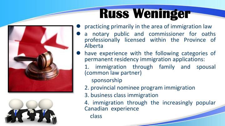 Russ Weninger