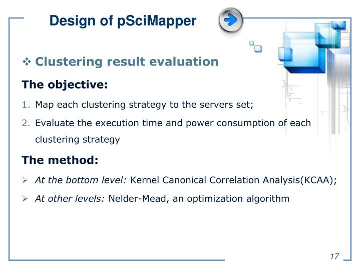 Design of pSciMapper