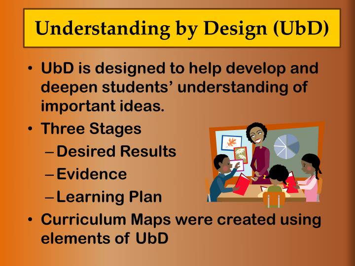 Understanding by Design (