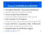 governance challenges in pakistan past present and future agenda for change