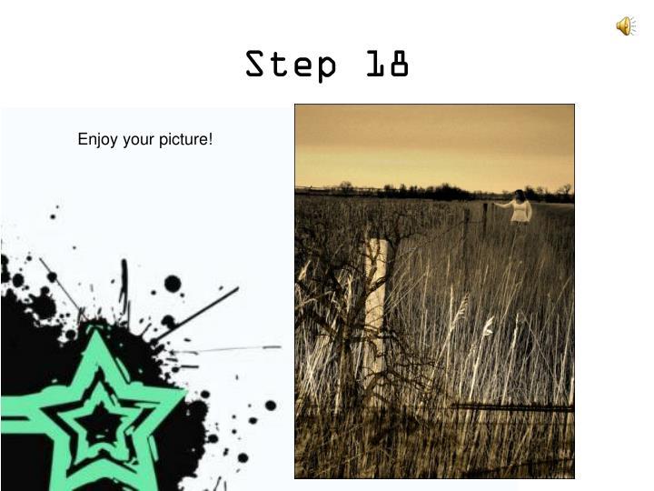 Step 18