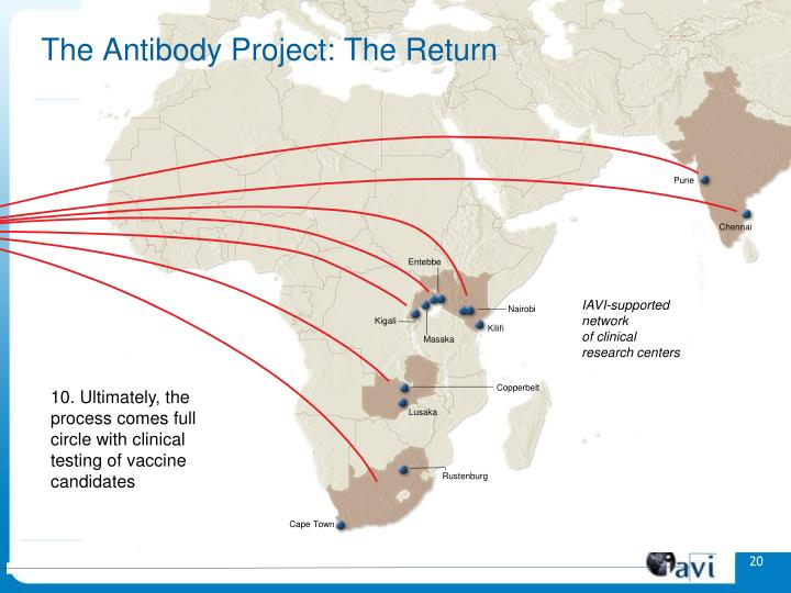 The Antibody Project: The Return