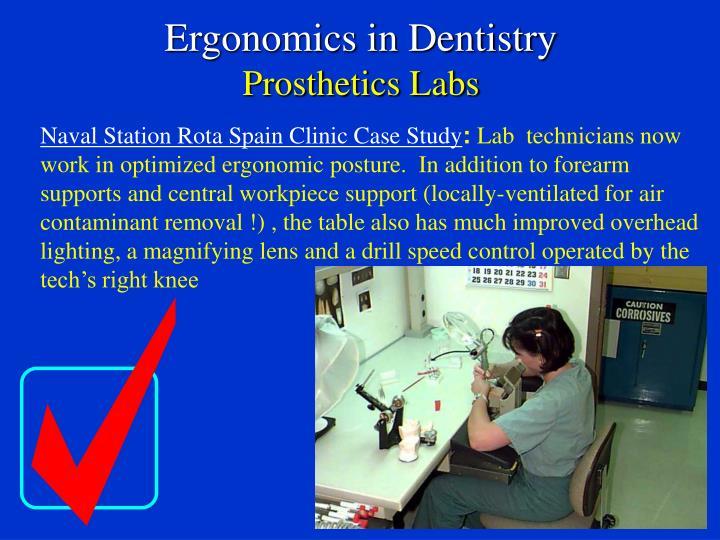 ergonomics case study ppt