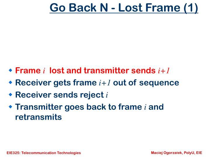 Go Back N - Lost Frame (1)