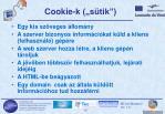 cookie k s tik