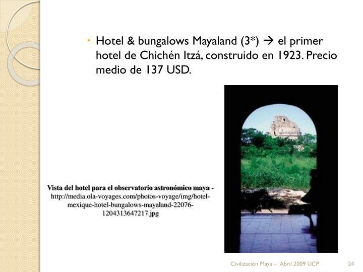 Hotel &