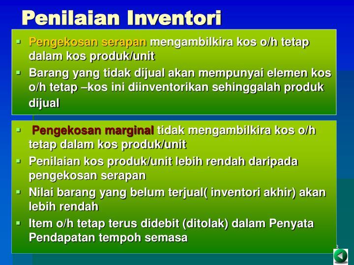 Penilaian Inventori