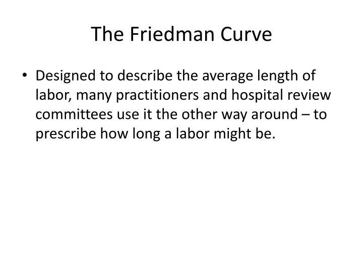 The Friedman Curve