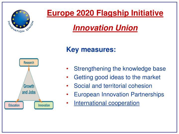 Europe 2020 Flagship Initiative