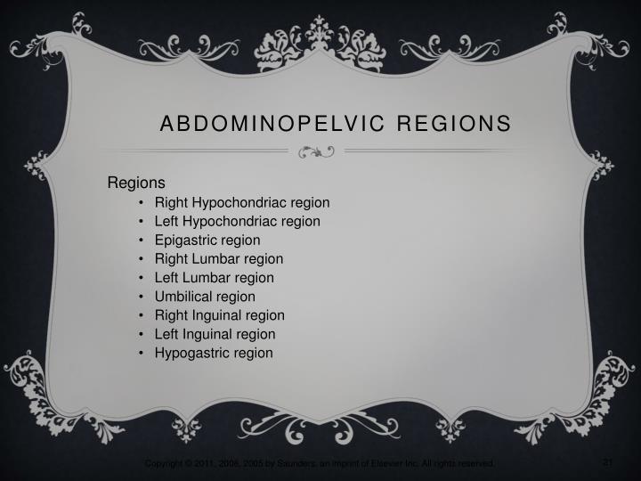 Abdominopelvic