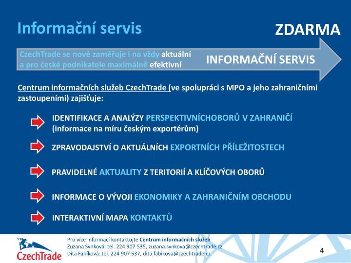 Informační servis