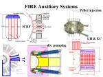 fire auxiliary systems1