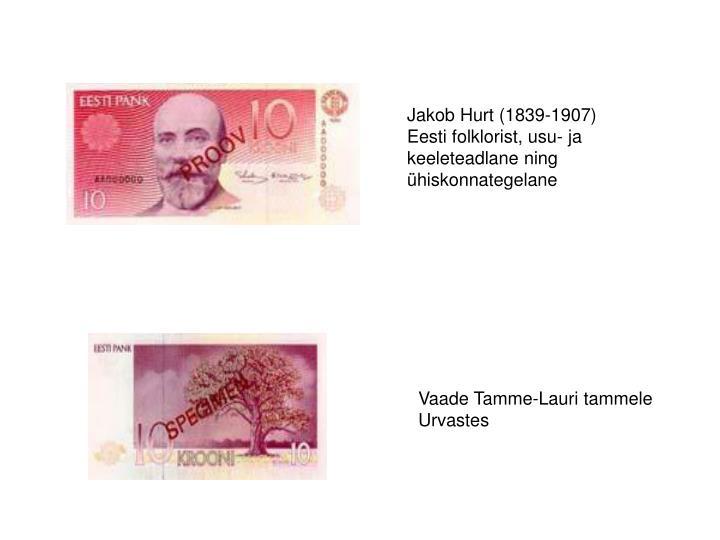 Jakob Hurt (1839-1907)