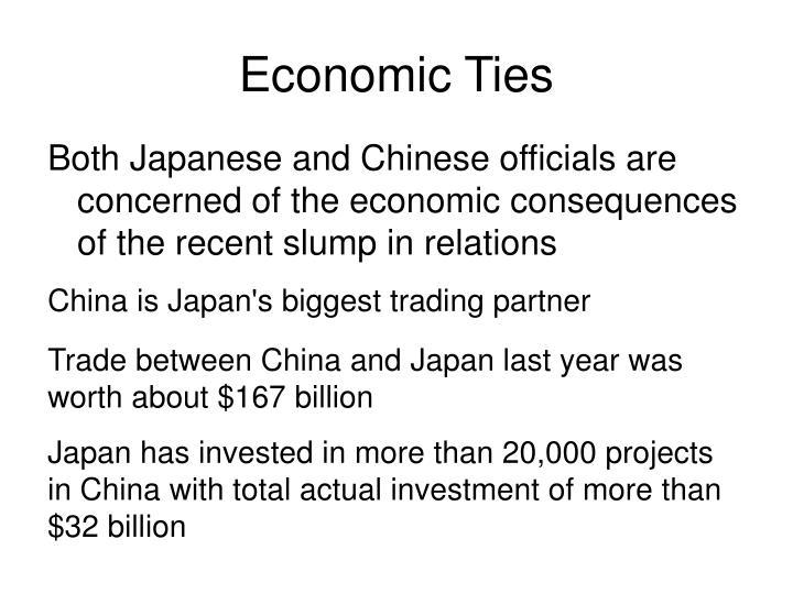 Economic Ties