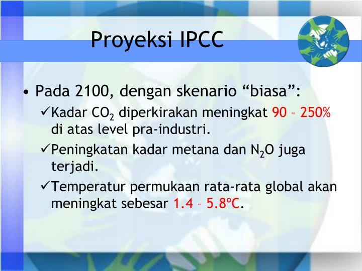Proyeksi IPCC