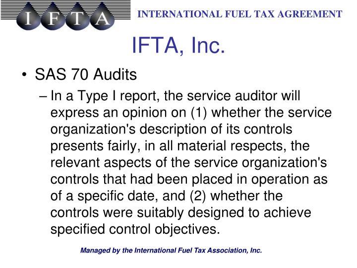 IFTA, Inc.