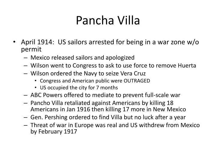Pancha Villa