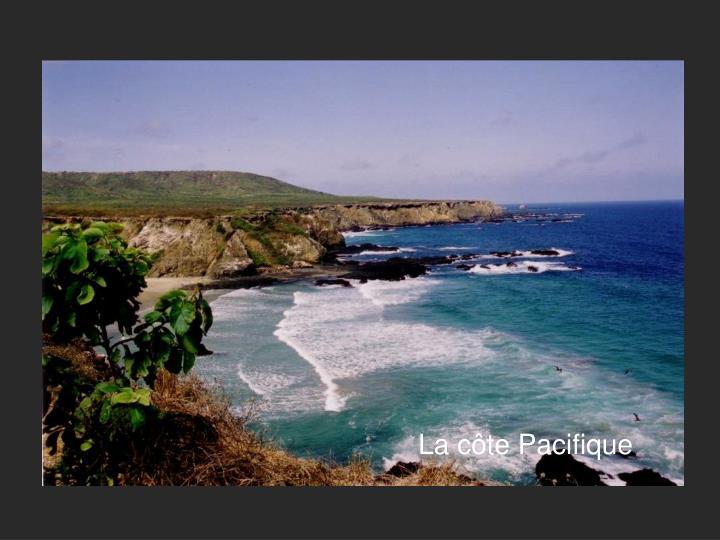 La côte Pacifique