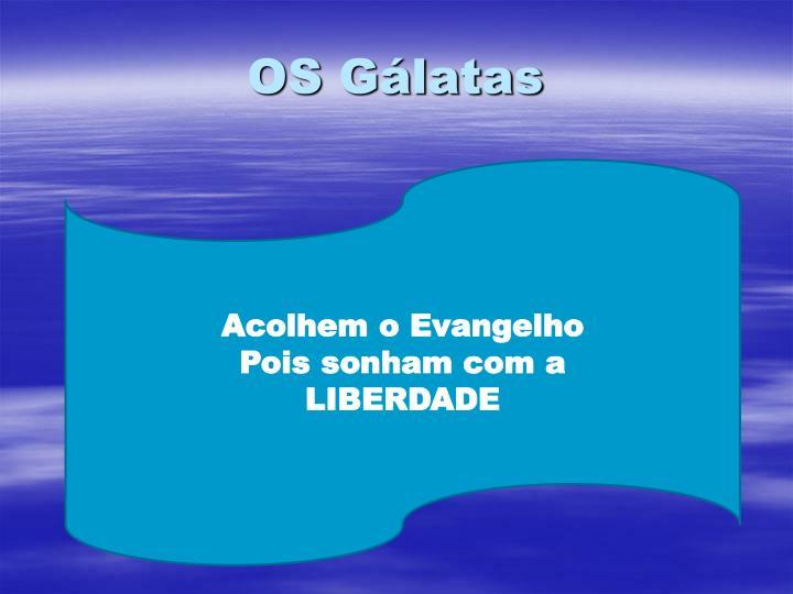 OS Gálatas