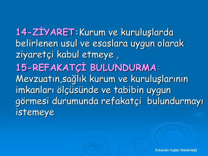 14-ZYARET