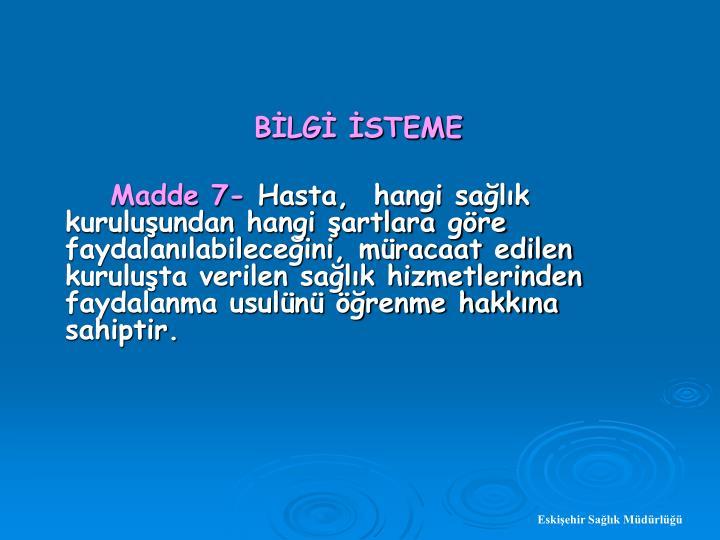 BLG STEME