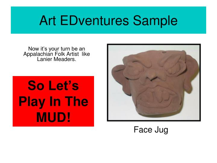 Art EDventures Sample